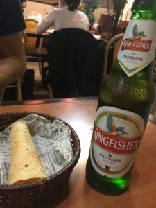 インドのビール キングフィッシャー