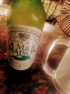 マ・メゾンビール