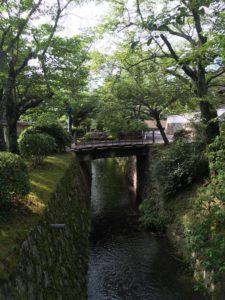 哲学の道を散歩