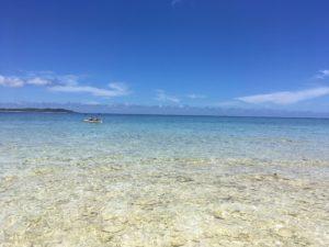 バラス島 シーカヤック