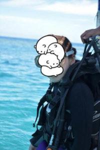 西表島 体験ダイビング 私が潜ります