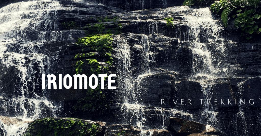 西表島・リバートレッキングでゲータの滝を目指す!