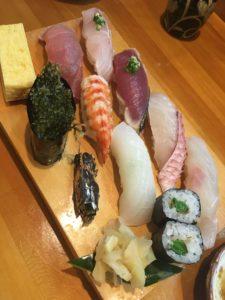 島魚料理・寿し 初枝 お寿司