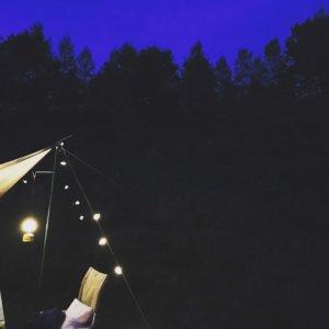 天体観測が楽しめる『宮田高原キャンプ場』