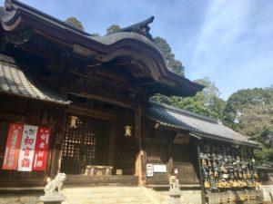 猿投神社 左鎌の絵馬