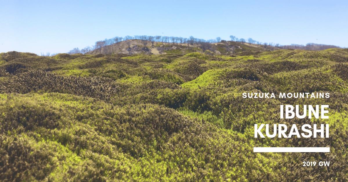 イブネ・クラシ|鈴鹿の上高地から行く鈴鹿のモフモフランド