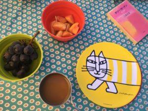 山梨は果物が美味しい